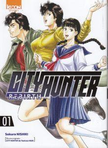City Hunter Rebirth tome 1