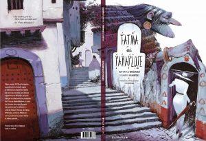 Fatma au parapluie- Mahmoud Benamar- Soumeya Ouarezki- Editions Alifbata