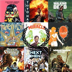 Les meilleurs comic-book publiés en France en 2019