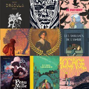 Les meilleurs romans graphiques bande dessinée publiés en France en 2019