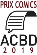 Logo prix comics de la critique acbd