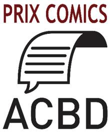 Logo prix comics ACBD de la Critique